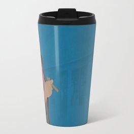 Cosmo Kramer // Seinfeld // Graphic Design Travel Mug