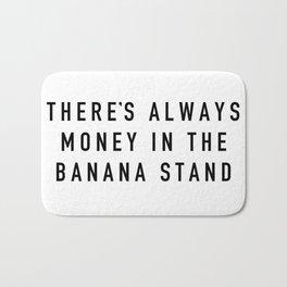 Banana Stand Bath Mat