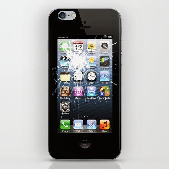 iPhone5 Broken iPhone & iPod Skin