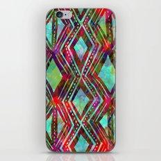 KENYA - Aqua iPhone & iPod Skin