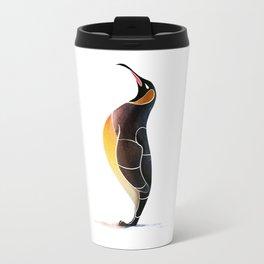Emperor penguin Travel Mug
