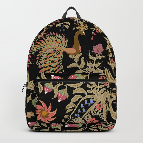 Birds of Paradise. Backpack