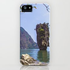 Khao Phing Kan  iPhone (5, 5s) Slim Case