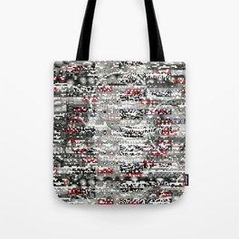 Ambulance Chaser (P/D3 Glitch Collage Studies) Tote Bag