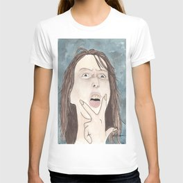 LANDLADY FROM KINGPIN T-shirt