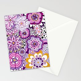 Flower Power! Stationery Cards