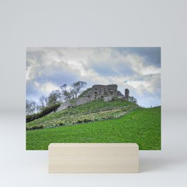 Skelbo Castle, Scotland Mini Art Print