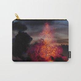 Kilauea Volcano at Kalapana 3a1 Carry-All Pouch