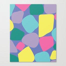 Pebble Tech Canvas Print