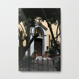 Athens VII Metal Print