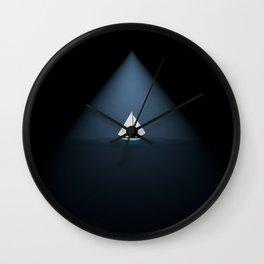Deep end Wall Clock