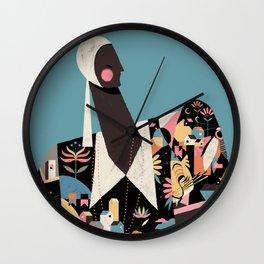 MALI Wall Clock