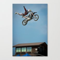 Holy Gonta, FMX Japan Canvas Print