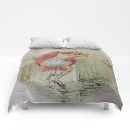 Jeremy Fisher by Beatrix Potter Comforters