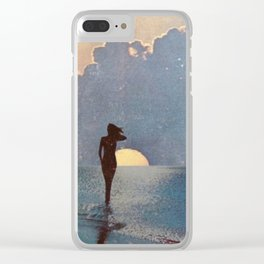 Sumatra Clear iPhone Case