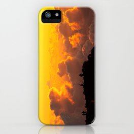 Haleakala's Fire iPhone Case