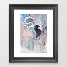 Sky Warden Framed Art Print