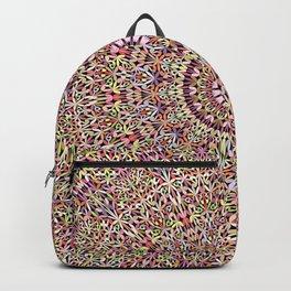 Magical Mandala Garden Backpack