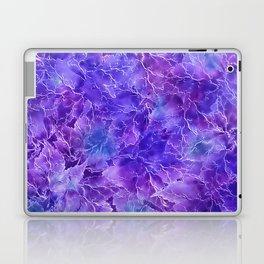 Frozen Leaves 20/a Laptop & iPad Skin