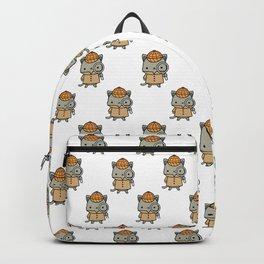 Purrlock Holmes Backpack