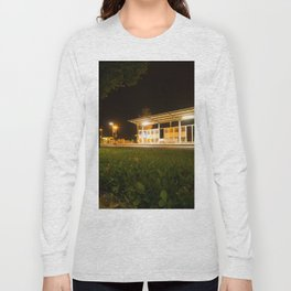 Bus and trainstation Long Sleeve T-shirt