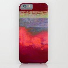 14-42-41 (City Glitch) Slim Case iPhone 6s