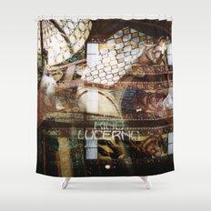 Palazzo Lucerna  - Prague Shower Curtain