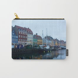 Nyhavn Copenhagen 2 Carry-All Pouch