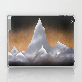 Snowcapped Mountains Laptop & iPad Skin