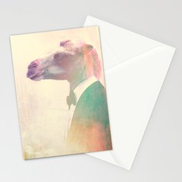 Special Agent Hump Stationery Cards