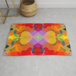 """""""Graphic"""" Rug"""
