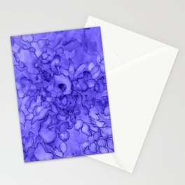 Blue By You in Watercolour  Stationery Cards