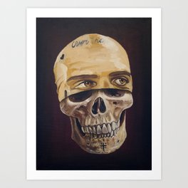 Mandana Art Print