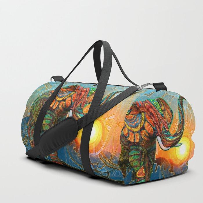 Elephant S Dream Duffle Bag