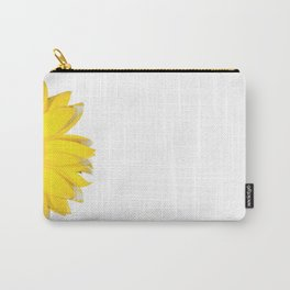 portrait of summer - white Carry-All Pouch