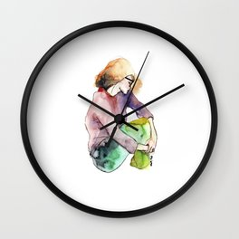 intimacy womens Wall Clock