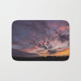 The Sunsets Glow Bath Mat