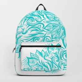 Fire-Blue Backpack