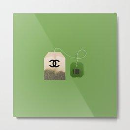 designer bag Metal Print