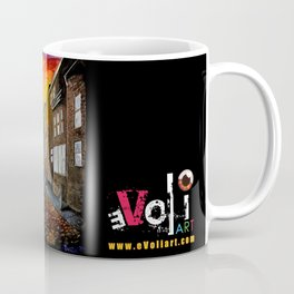 A Cobbled Street Coffee Mug