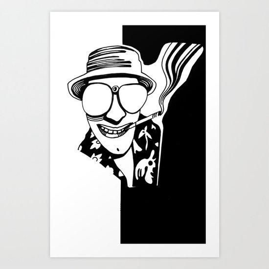 lasvegas Art Print