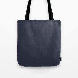 Basic Colors Series - Dark Blue Tote Bag