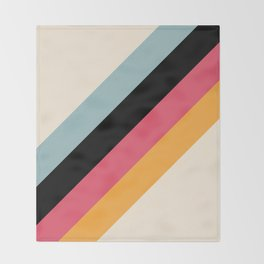 Classic Retro Hariasa Throw Blanket