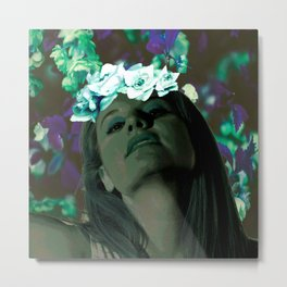 Queen of Spring Metal Print