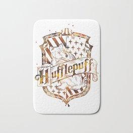 Hufflepuff Crest Bath Mat
