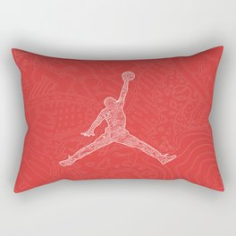 JUMPMAN Rectangular Pillow