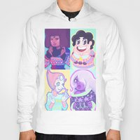 sweater Hoodies featuring Sweater Gems by enerjax