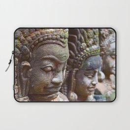 Apsara Carvings Laptop Sleeve