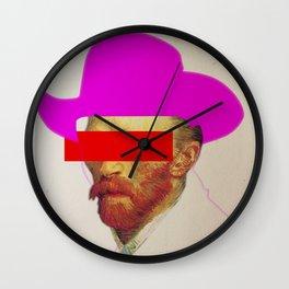 I wanna be a cowboy 2 Wall Clock