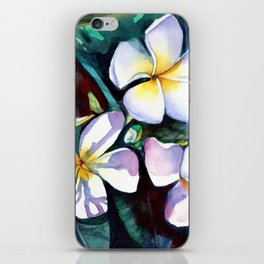 Evening Plumeia iPhone Skin